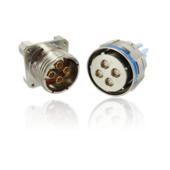 >Ground connector JD38999/EN3645