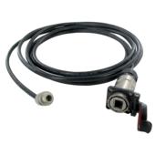 >RJ45/M12 adaptor