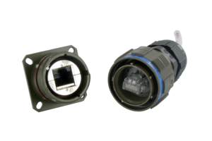 Rugged Ethernet Connectors