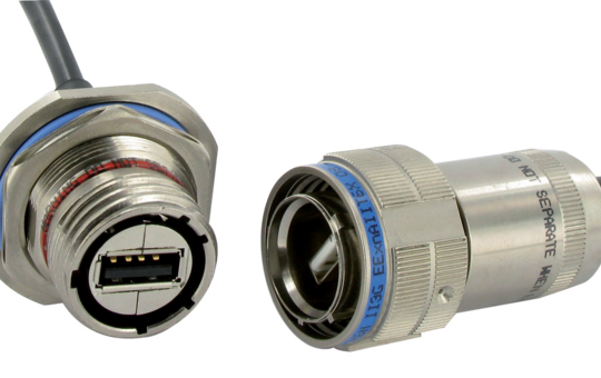 USB ATEX Connector