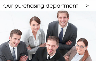 Our purchasing department